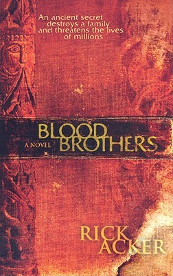 Blood Brothers (Dead Man's Rule #2)