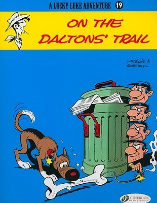 On The Daltons' Trail by Morris