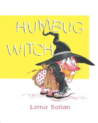 Humbug Witch by Lorna Balian