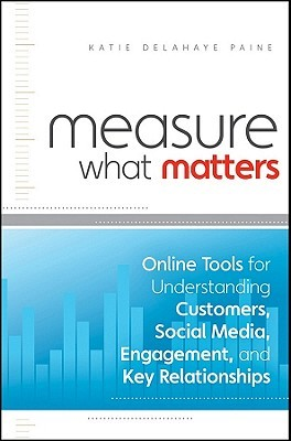 Measure What Matters by Katie Delahaye Paine