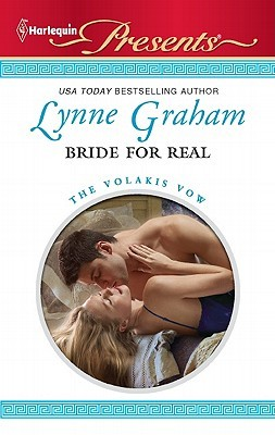 Bride for Real by Lynne Graham