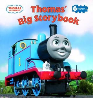 Thomas' Big Storybook by Wilbert Awdry