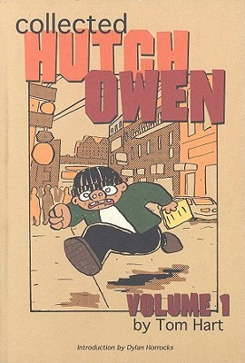 Collected Hutch Owen, Vol. 1 by Tom Hart
