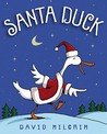 Santa Duck by David Milgrim