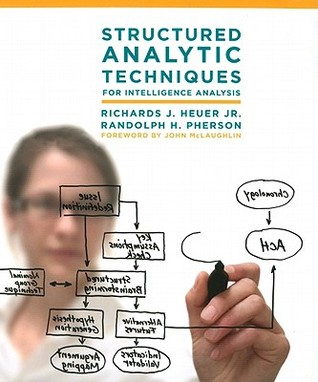 Structured Analytic Techniques For Intelligence Analysis by Richard J. Heuer Jr.