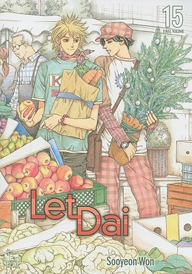 Let Dai, Volume 15 by Sooyeon Won
