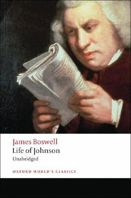 Life of Johnson by James Boswell