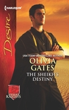 The Sheikh's Destiny (Desert Nights #3)