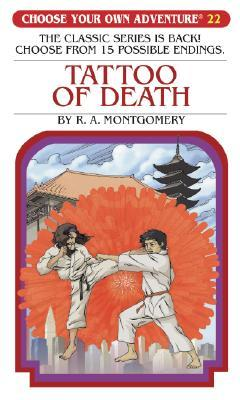 Tattoo of Death by R.A. Montgomery