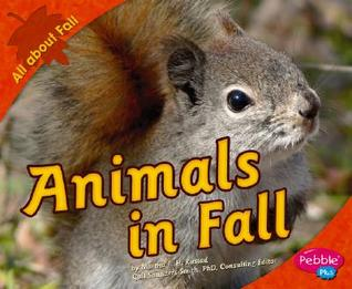 Animals In Fall by Martha E.H. Rustad