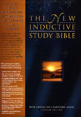 The New Inductive Study Bible NASB by Anonymous