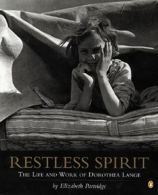 Restless Spirit by Elizabeth Partridge