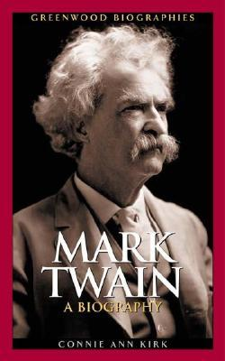 Mark Twain by Connie Ann Kirk