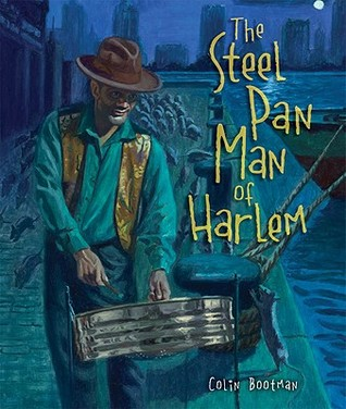 The Steel Pan Man of Harlem by Colin Bootman