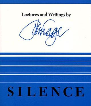 Silence by John Cage