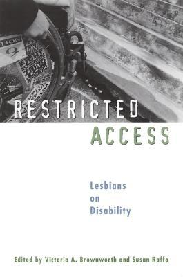 Restricted Access by Victoria A. Brownworth
