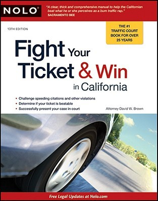 Fight Your Ticket & Win in California