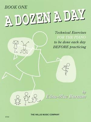 A Dozen a Day by Edna Mae Burnam