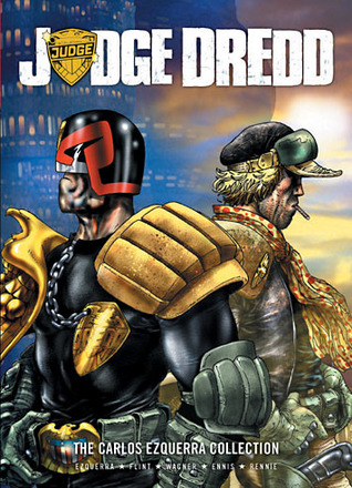 Judge Dredd:  The Carlos Ezquerra Collection