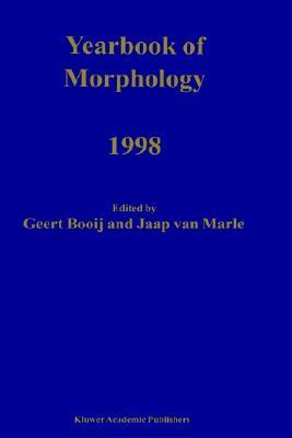 Yearbook of Morphology 1998