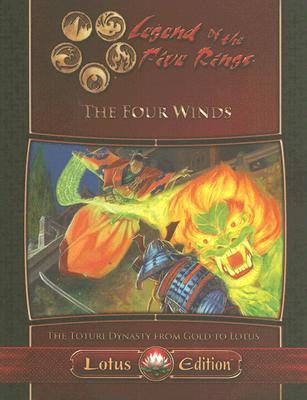 The Four Winds by Rich Wulf