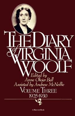 The Diary, Vol. 3 by Virginia Woolf