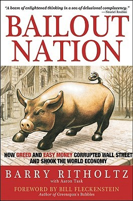 Bailout Nation by Barry Ritholtz