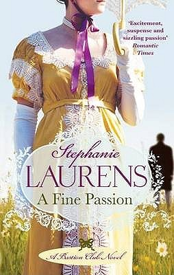 A Fine Passion (Bastion Club, #4)