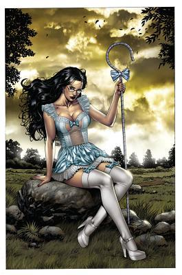 Grimm Fairy Tales by Ralph Tedesco