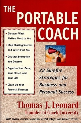 The Portable Coach by Thomas J. Leonard