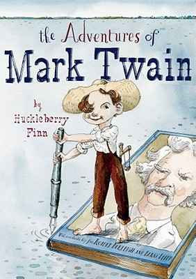 the native voice of mark twain in the novel huckleberry finn Mark twain's deadpan is trickster fun at its best, and huckleberry finn is his funniest book, in all three senses of the term what makes it distinctive, however- what separates.