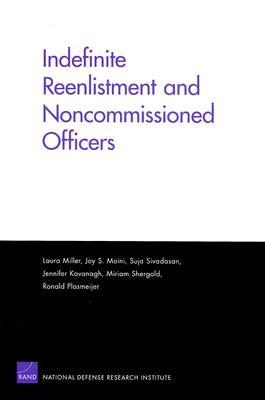 Indefinite Reenlistment and Noncommissioned Officers