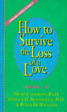 How to Survive the Loss of a Love by Melba Colgrove