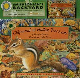 Chipmunk at Hollow Tree Lane [With Read-Along Cassette]