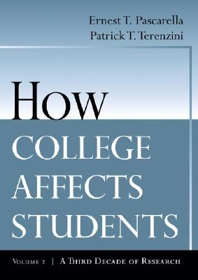 Download free How College Affects Students: A Third Decade of Research PDF by Ernest T. Pascarella