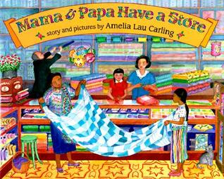Mama and Papa Have a Store by Amelia Carling
