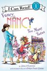Fancy Nancy: Too Many Tutus (I Can Read, Level1)