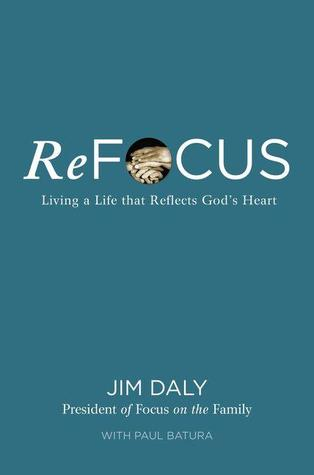 Refocus by James Daly