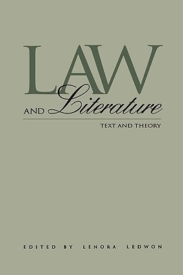 Law and Literature by Lenora Leldwon