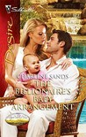 The Billionaire's Baby Arrangement (Napa Valley Vows, #3) (Silhouette Desire, #2033)