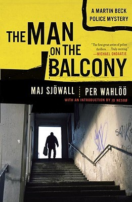 The Man on the Balcony by Maj Sjöwall