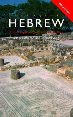 Colloquial Hebrew eBook and MP3 Pack