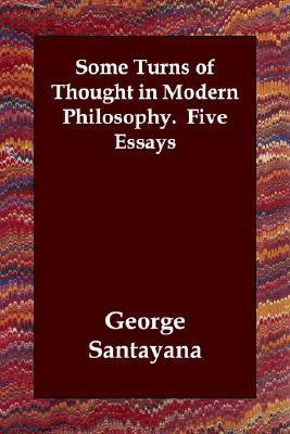 Some Turns of Thought in Modern Philosophy. Five Essays