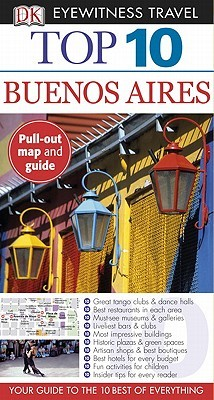 Top 10 Buenos Aires [With Pull-Out Map & Guide] by Declan McGarvey