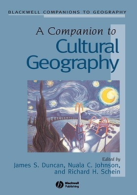 A Companion to Cultural Geography