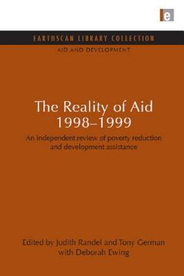 The Reality of Aid 1998-1999: An Independent Review of Poverty Reduction and Development Assistance