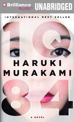 1Q84 2 volume set by Haruki Murakami