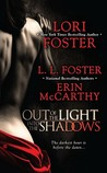 Out of the Light, Into the Shadows (Includes: Vegas Vampires, #6 & #7)