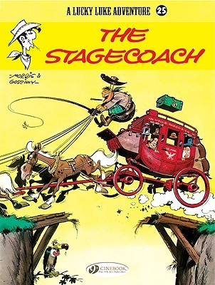The Stagecoach by Morris