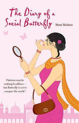 The Diary Of A Social Butterfly by Moni Mohsin